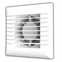 59-0391 Ventilátor EURO d125 mm s automatickou žaluzií
