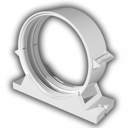 59-0464 PROFIX Úchytka a spojka kanálu d104 mm s utahovákem a těsněním