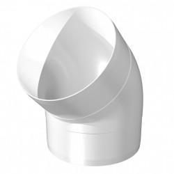 59-1128 Koleno kulaté d100 mm 45°