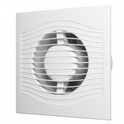 59-1290 Ventilátor SLIM SILENT d100 mm - VELMI TICHÝ