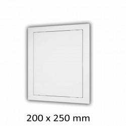 59-2851 Plastová revizní dvířka 200 x 250 mm