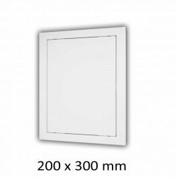 59-2853 Plastová revizní dvířka 200 x 300 mm