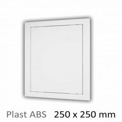 59-2908 Plastová revizní dvířka 250 x 250 mm