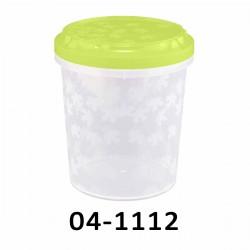 04-1112 Nádoba na potraviny kulatá RUKKOLA 1,0 L