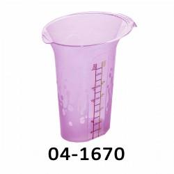 04-1670 Odměrka s měrkou 0,25L