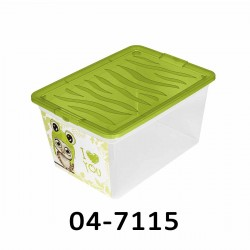 Úložný box 7115 - 15L - různé dekory