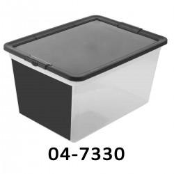 Úložný box KŘÍDA - 30L - popsatelný křídou