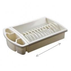 Odkapávač na nádobí SLIDY rozsuvný