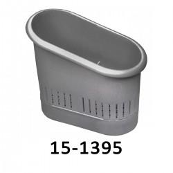Odkapávač na příbory 15-1395 - stříbrný