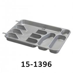 Příborník velký úzký 15-1396 - stříbrný