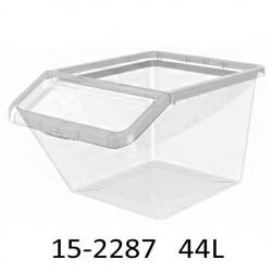 Úložný box BASIC BOX 40L 15-2287 se skoseným čelem