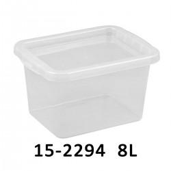Úložný box BASIC BOX 8L 15-2294