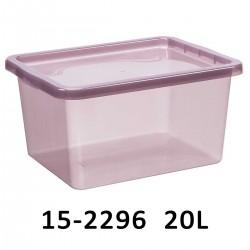 Úložný box BASIC BOX 18L 15-2296