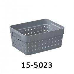 Košíček SEOUL 15-5023 - šedý