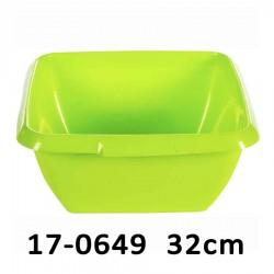 Mísa čtvercová 32 cm 17-0649