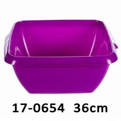 Mísa čtvercová 36 cm 17-0654