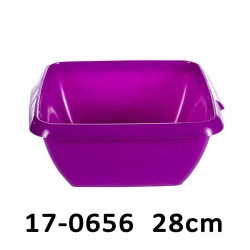 Mísa čtvercová 28 cm 17-0656