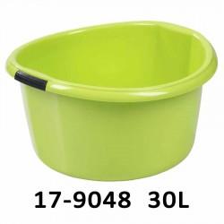 Lavor kulatý se silnými úchyty SOLID 30L 17-9048