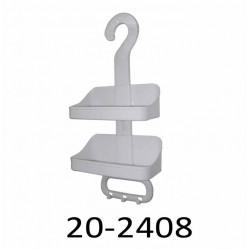 Koupelnová polička závěsná 20-2408