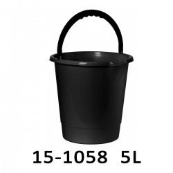 Vědro s rukojetí 5L 15-1058
