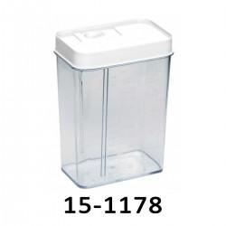 Dóza na sypké potraviny 1200 ml 15-1178