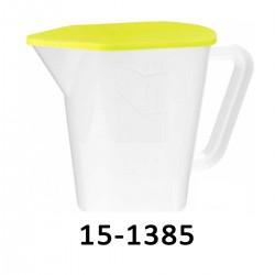 Džbánek plastový 1L 15-1385