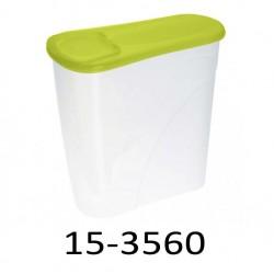 Dóza na sypké potraviny 2600 ml 15-3560