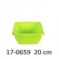 Mísa čtvercová 20 cm 17-0659