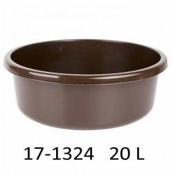 Mísa kulatá KLASIK 20L 17-1324