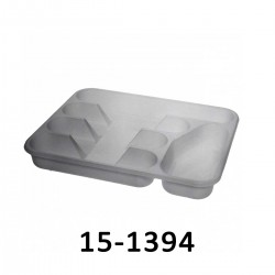 Příborník malý 15-1394 - bílý
