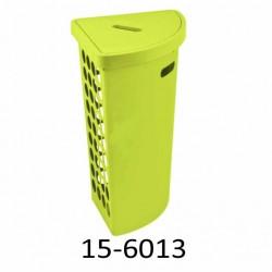 Koš na prádlo DOTS 45L rohový 15-6013