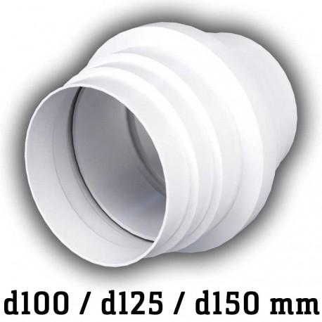 59-3455 Spojka kulatá kondenzační d100 mm